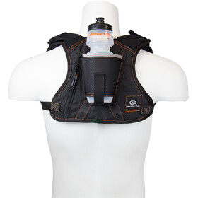 Orange Mud Hydra Quiver Hydration Pack Single, black